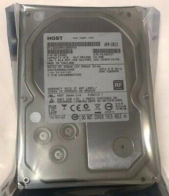 Hitachi HUS724040ALE640 Ultrastar 7K4000 4TB 3.5 7200RPM 0f14683 SATA enterprise