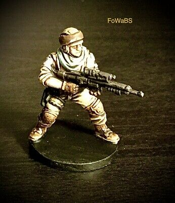Star Wars Miniature Fenn Signis - Imperial Assault 28mm painted by FoWaBS.