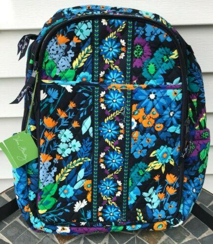 Vera Bradley Baby Bag Backpack Midnight Blues