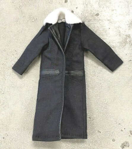 PB-LTC-ZMO: 1/12 Fabric Wired Trench Coat for Marvel Legends Zemo (No Figure)