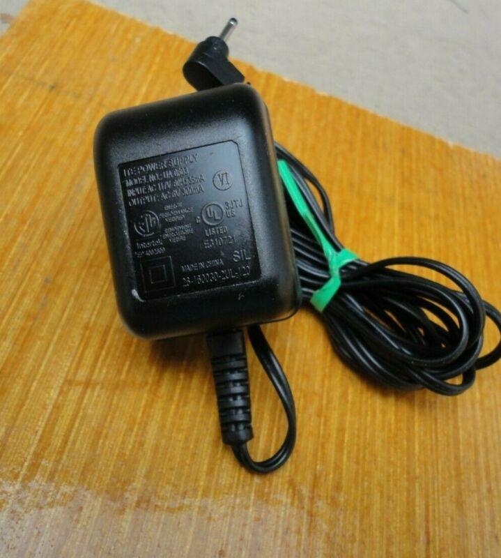 Telephone 6V Power Supply Adapter - UA-0603 26-160030-2UL-120