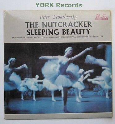 89 628 - TCHAIKOVSKY - Nutcracker / Sleeping Beauty LEHMANN - Ex Con LP Record