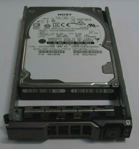 """600GB 10K SAS 2.5"""" SAS HARD DRIVE FIT DELL SERVER R710 R720 R730 R610 T610 T710"""