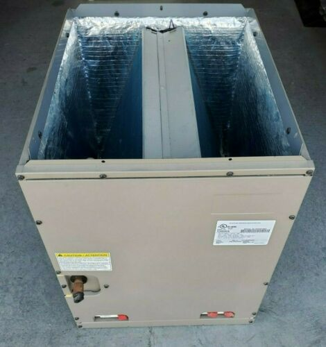 York FC24B3XN1 Cased Vertical Evaporator Coil 2.0 Ton w/ Insulated Cabinet R410A
