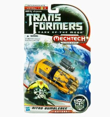 Hasbro Transformers: Dark of the Moon Action Figure Nitro Bumblebee