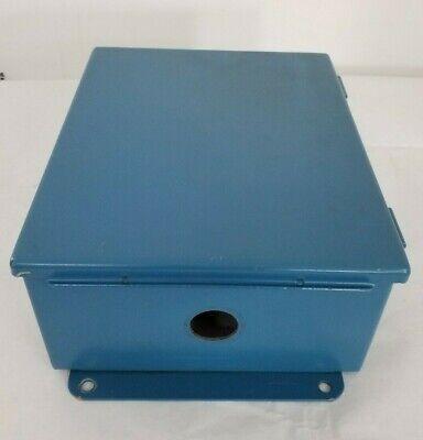 Hoffman Enclosure Panel Box 10in X 8in X 4in