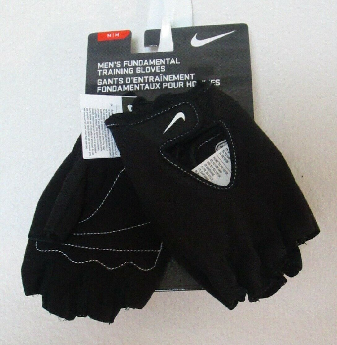 Nike Mens Training Workout Weightlifting Fitness Gym Gloves
