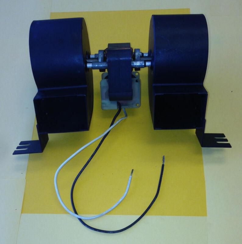 HI-TECH Dual Motor Blower Cooling & Circulating Air 120 Volt 60 HZ  Hi-Tech NEW!
