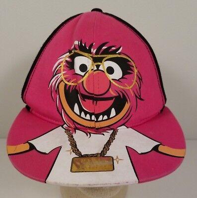The Muppets Animal Hat Cap Snapback