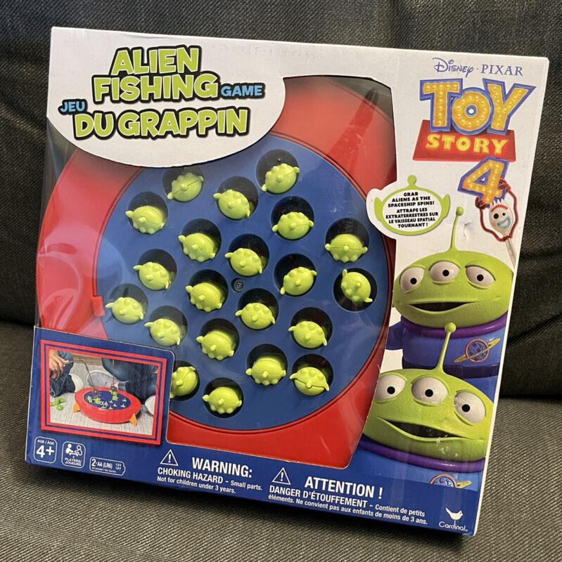Disney Pixar Toy Story 4 Alien Fishing Game Cardinal New