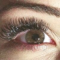 BEAUTIFUL & AFFORDABLE LASH EXTENSIONS!