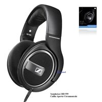 Sennheiser HD559 Cuffia professionale stereo Hi-Fi dinamica aperta  circumaurale a8deb1bdac32