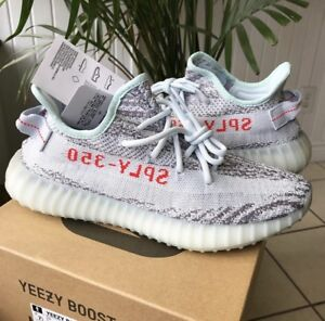 Brand new with tags Adidas Yeezy Supply Boost 350 V2 Blue Tints