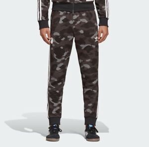 Bape x Adidas Track Pants Cinder Medium