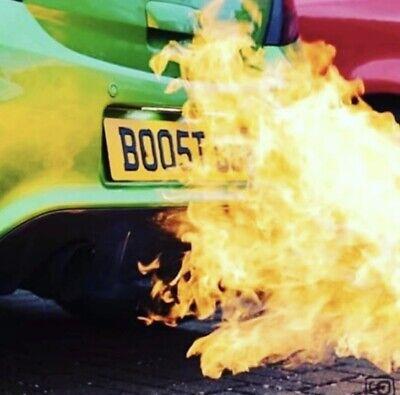 NKE Vauxhall Corsa D VXR Exhaust Flame Kit, Flame Thrower Kit Flamer Kit Single