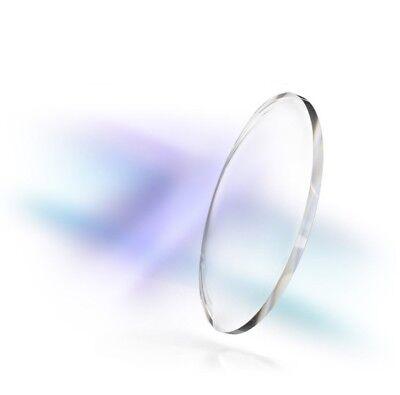 PRESCRIPTION SINGLE-VISION POLYCARBONATE ANTI GLARE RX LENSES for GLASSES ADD-ON