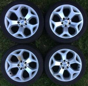 4x Ford Falcon FG XR6 XR8 XR6T turbo alloy rims wheels 18inch Epping Whittlesea Area Preview