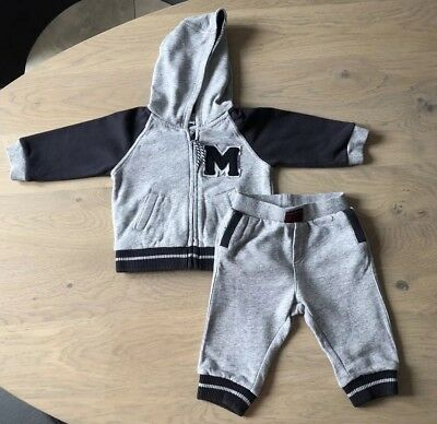 Little Marc Jacobs Baby Boys Tracksuit 6 Months In Excellent Condition