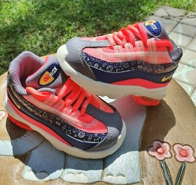 "Nike Air Max 95 ""Doodle"" Girls' BRAND NEW Toddler 4C, 5C, 6C, 7C & 8C"