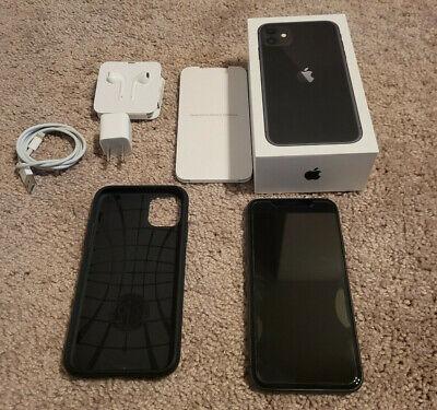 Apple iPhone 11 - 64GB - Black (T-Mobile) A2111 (CDMA + GSM) Unlocked