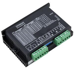CNC Microstep Stepper Motor Driver 2DM542 4.2A Controller 24-48V DC Nema17,23,34