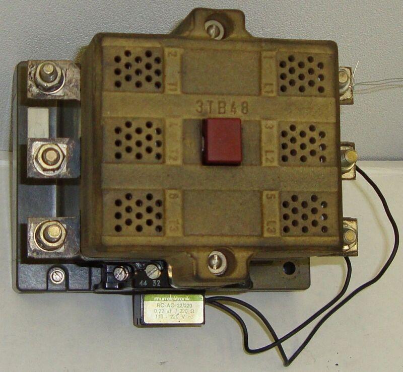 Siemens Concator 3TB4817-0A    6201LR