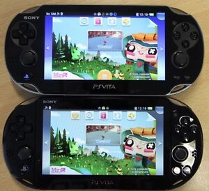 Playstation Vita pch-1001 oled pch-2001 slim jeux PS vita games