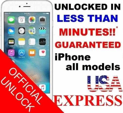 Premium FACTORY UNLOCK SERVICE AT&T CODE ATT for IPhone 3 4 5 5S 6 6s SE 7 8 8+