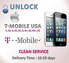 T-Mobile iPhone Unlock Service