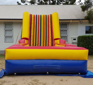 Velcro Sticky Fly Wall Jumping Castle Bouncy Castle w/Suits