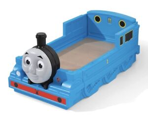 Thomas the train toddler bedroom