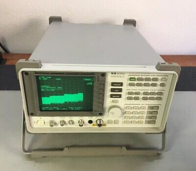 Hp Agilent 8563a Spectrum Analyzer 9 Khz To 26.9 Ghz Calibrated