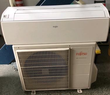 Fujitsu 5 kw inverter split system air conditioner