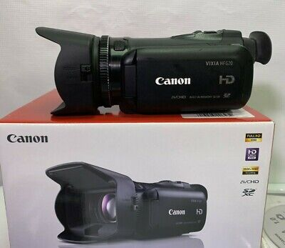 Canon VIXIA HF G20 32GB HD Flash Memory Camcorder - Great in low light!