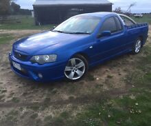 2006 BF XR6 Ute - with 10 months reg!!! Snake Valley Pyrenees Area Preview