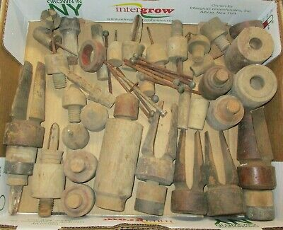 Wool Cotton Winder Puller Tools Set Vintage I Think That's What This Is...