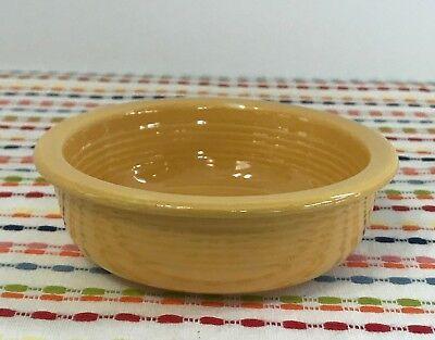 Vintage Fiestaware Yellow Fruit Bowl Fiesta 4 3/4 inch Small Bowl