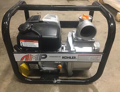 Amp Kohler Series 3 In. Semi-trash Water Pump