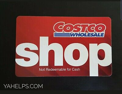 $ 0.92 Costco Gift Card NO Membership Require Warehouse (Warehouse Gift Cards)
