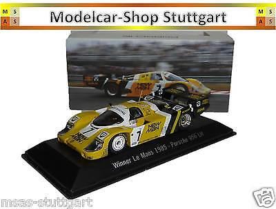 Porsche 917 K Le Mans Sieger 1970 Welly 1:43 Museum Edition MAP01991715 neu