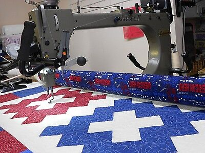 """Machine Quilting Service – Baby to Lap Size Quilt -- up tp 60"""""""