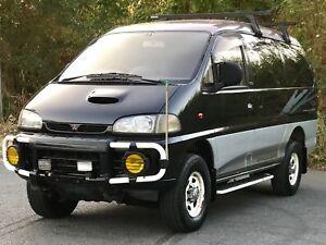 1996 4x4 T/Diesel Delica Van/Minivan