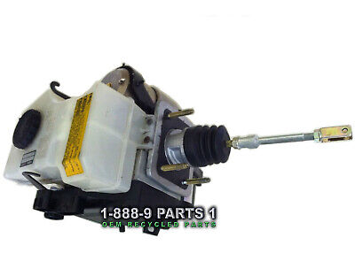 ABS PUMP BRAKE MASTER CYLINDER BOOSTER ACTUATOR FOR TOYOTA 4RUNNER GX470