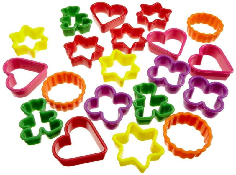 Play doh cutters creative toys activities ebay for Playdough letter cutters