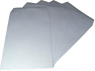 50 X C5 A5 Plain White Envelope Self Seal 229 X 162mm Postage Ship Mailer Letter