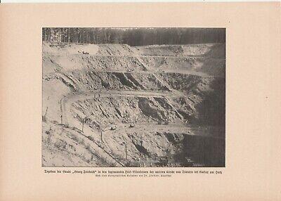 Open-Pit Mining Der Grube