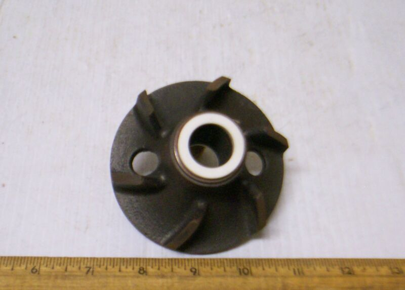 Vintage Hercules Engine Co. – Steel Pump Impeller (NOS)