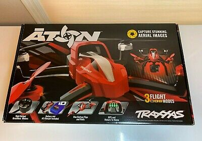 Traxxas Aton Drone with Brushless Motors and Extras - In Important Condition!