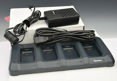 Intermec Ck3 Quad Battery Charger Ac20 With Psu Kit - 871-230-101871-230-201
