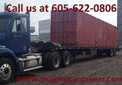 20ft Storage Container Shipping Container In Houston Tx